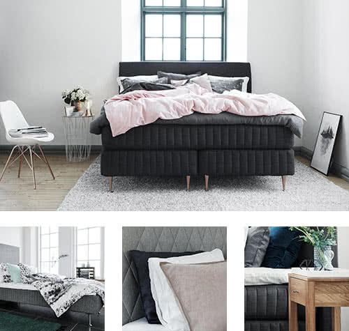 Designa ditt sovrum