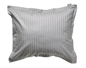 Örngott Signatur Stripe 50x60 Ljusgrå