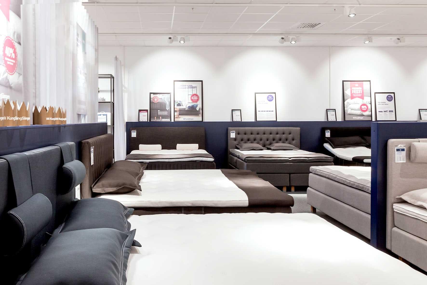 Hitta din KungSängen-butik