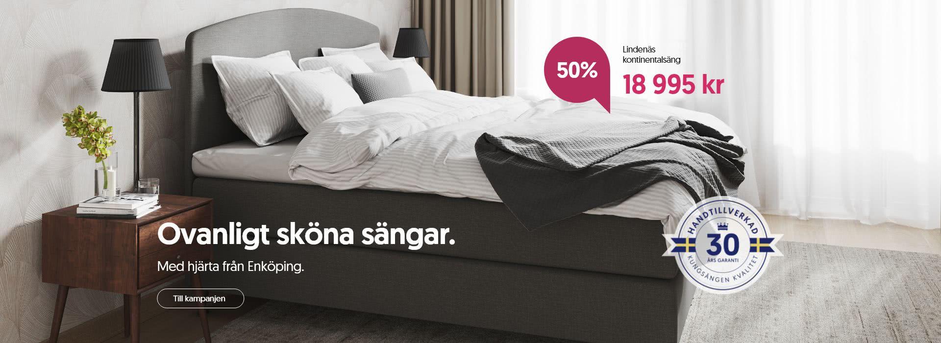 Ovanligt sköna sängar