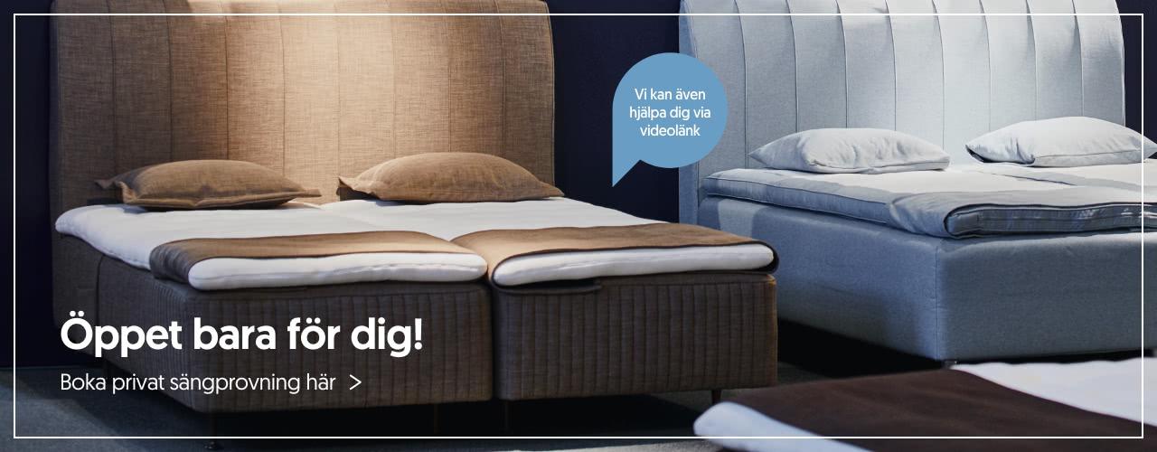 Privat sängbokning hos KungSängen